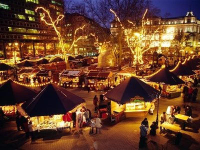 Mercatini Natale Germania Festa Musica Allegria