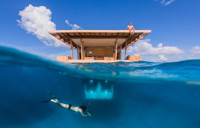 La Camera Sommersa di Pemba Zanzibar
