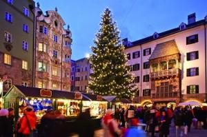 Mercatini Natale Innsbruck