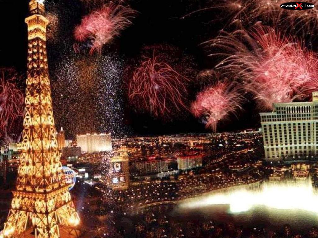 La magia di Parigi con le luminare natalizie