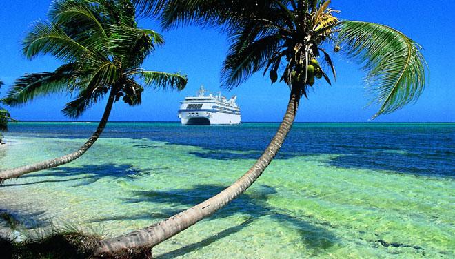 Crociera ai caraibi - Sopra un mare di specchi si vola ...
