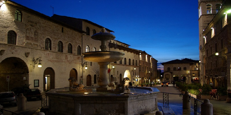 Un Weekend in Umbria - Agriturismo o Centro Benessere?