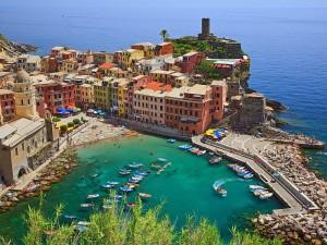 Le Vacanze in Estate nelle Cinque Terre in Liguria – Colori, Profumi e Paesaggi Incantevoli