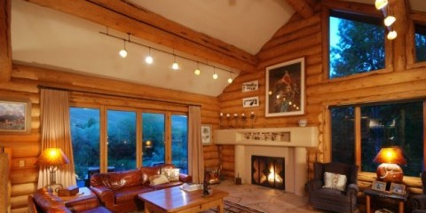 Chalet in montagna settimana bianca for Chalet montagna capodanno