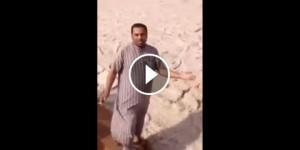 Impressionante! Il Fiume Di Sabbia Ripreso in Video