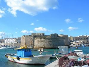 Vacanza a Gallipoli e la Baia Verde