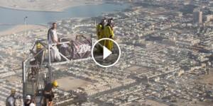 Un Salto dal Burj Khalifa – In Picchiata da 830 Metri