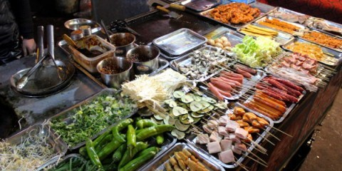 Street Food Cinese – Ecco i Piatti Più Tipici