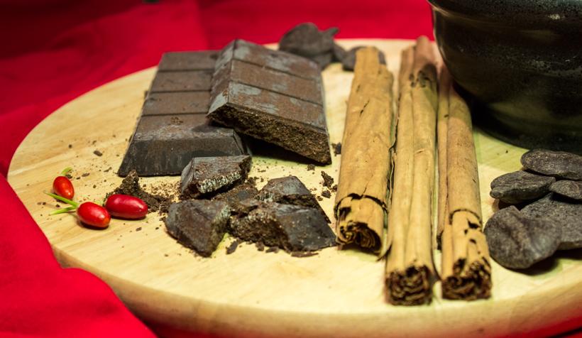 Il Cioccolato di Modica Da Leccarsi i Baffi
