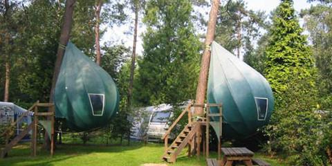 Le Tende da Campeggio Più Originali