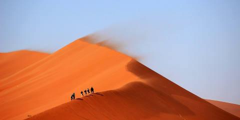 Perché le Dune di Alcuni Deserti 'Cantano'?