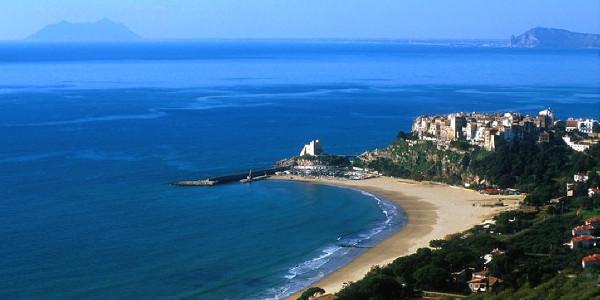 lepiù belle spiagge vicino Roma