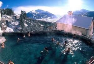 Ponte Primo Novembre alle Terme nell'Italia Settentrionale