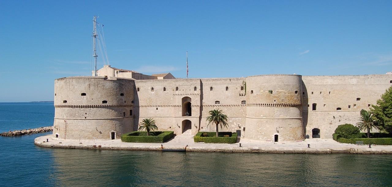 Cibo, Amore e cultura le tante facce di Taranto