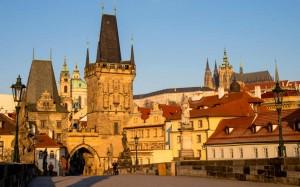 Ponte Ognissanti a Praga