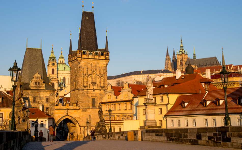 Praga per il ponte di ognissanti
