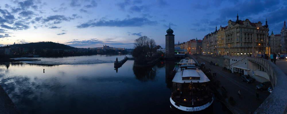 ponte di ognissanti a Praga