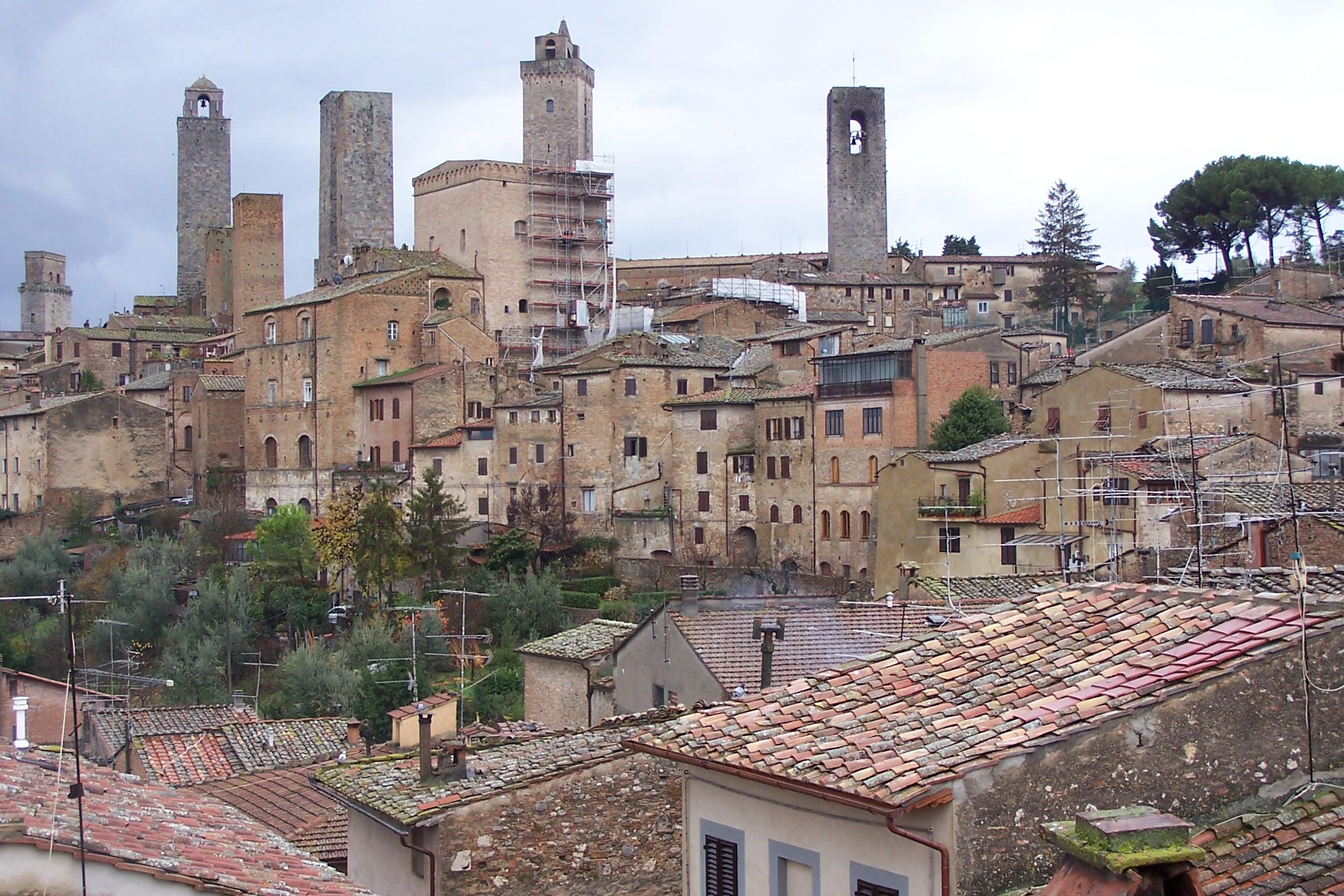 Il Borgo di San Gimignano, un incanto!