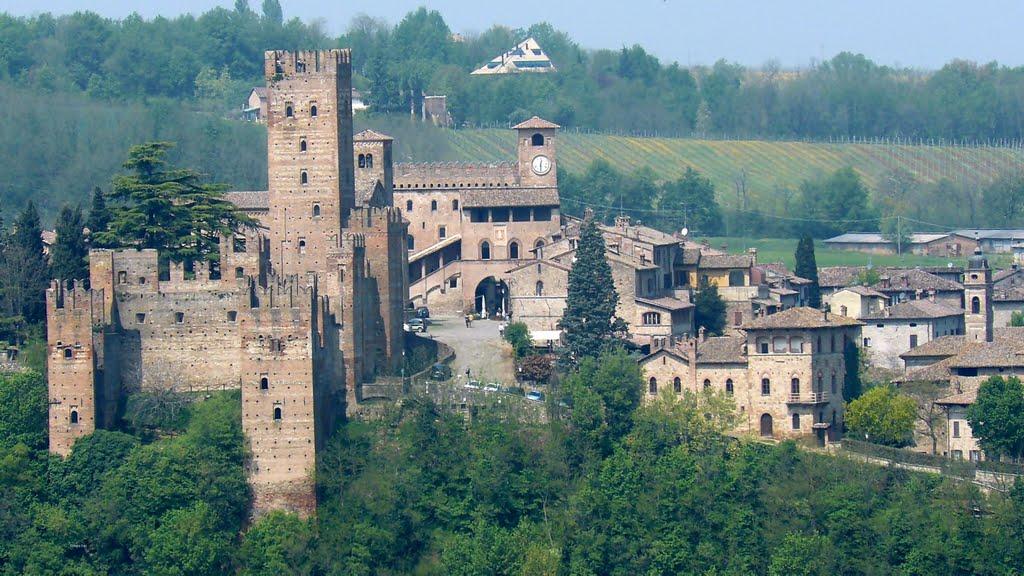Castell'Arquato la Bellezza del Borgo Medioevale