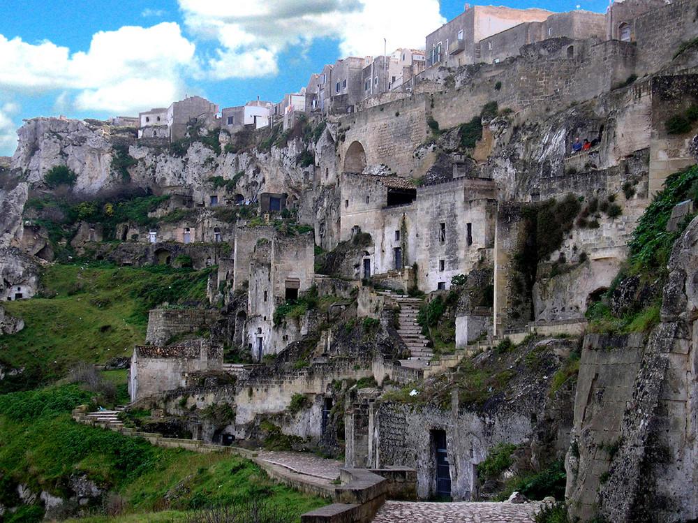 Matera il Borgo dei Sassi