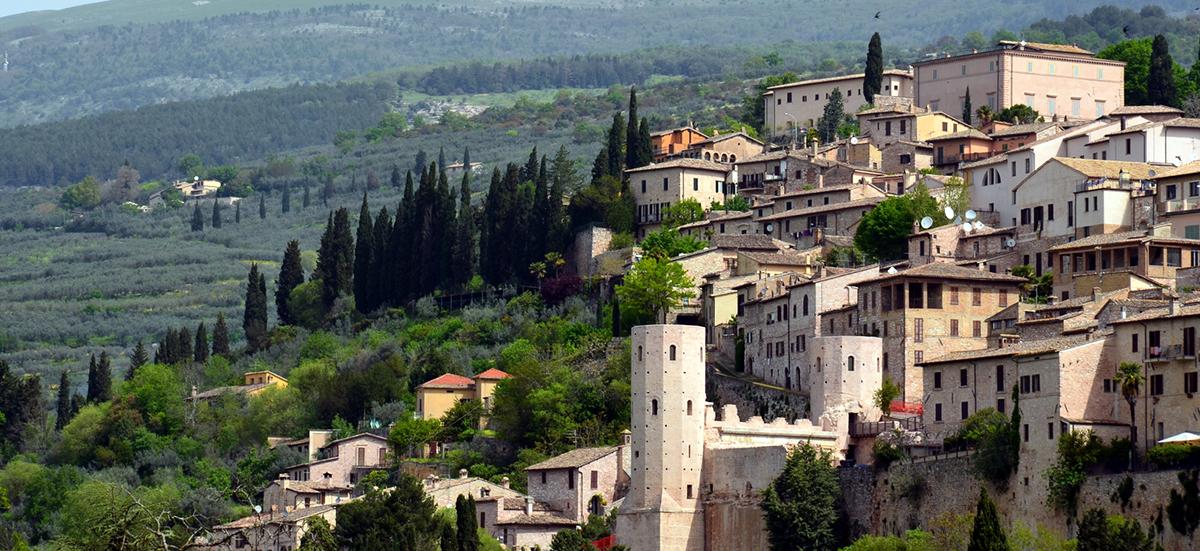 Spello uno dei Borghi più belli dell'Umbria