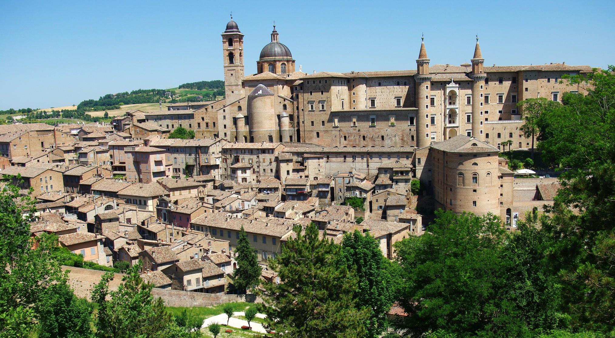Urbino, uno dei Borghi Rinascimentali più belli