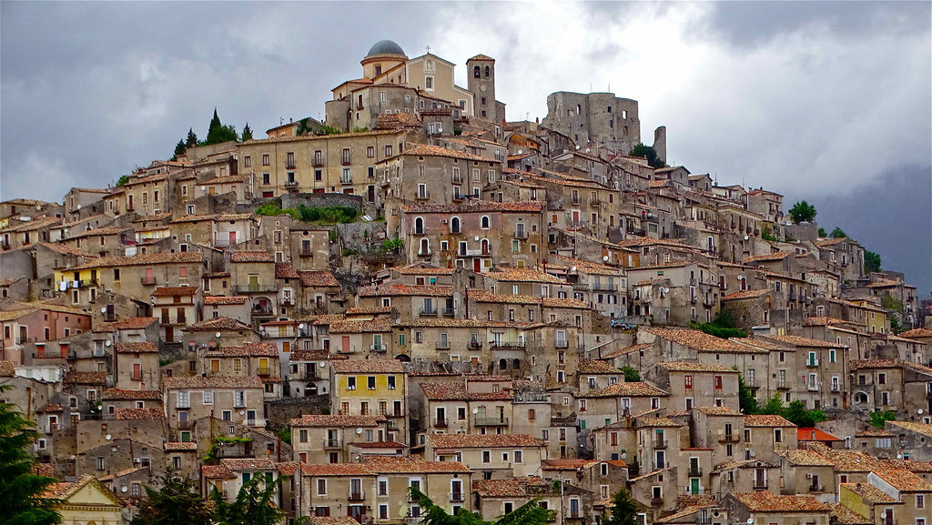Morano Calabro, un Borgo molto suggestivo
