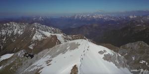 Pizzo Arera sulle Alpi Orobie. L'incanto a soli 30km da Bergamo