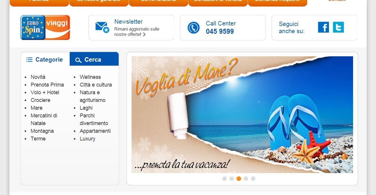 Viaggi Mare 2017 Eurospin, Scegli subito la tua Vacanza!