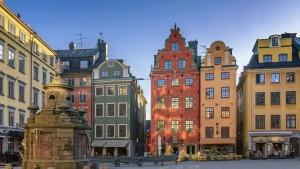Stoccolma, la Venezia del Nord
