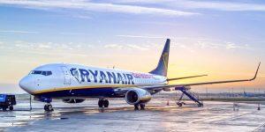 Elenco dei voli Ryanair cancellati a Ottobre