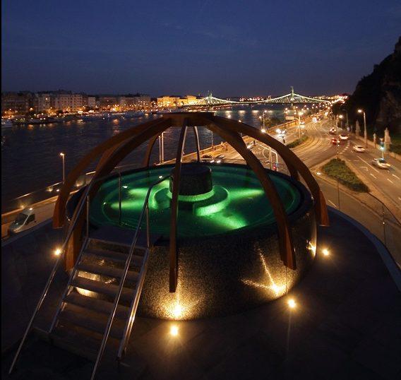 Terme di Budapest Rudas
