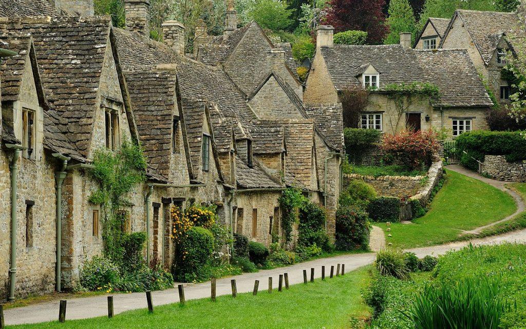 Bibury Inghilterra