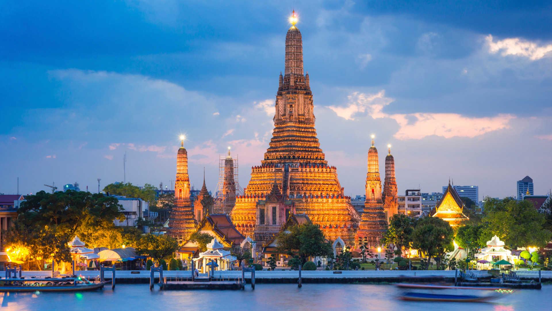 In viaggio verso Bangkok