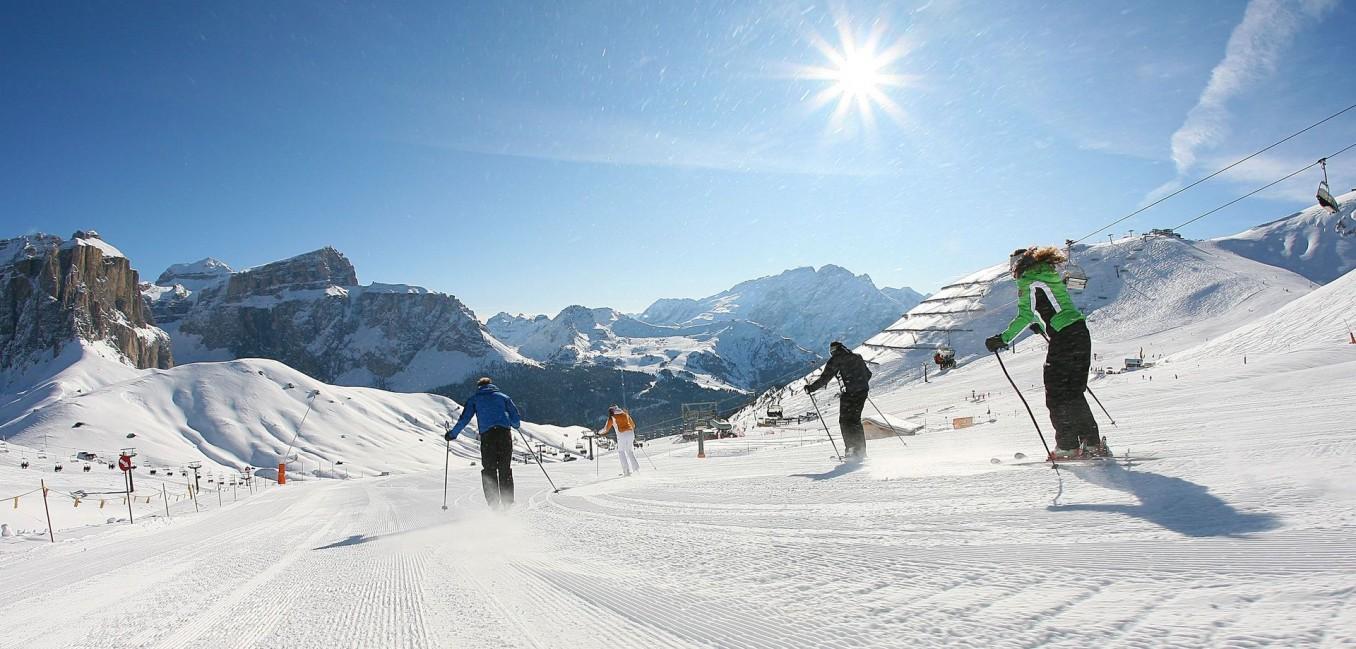 Migliori mete sciistiche del Trentino