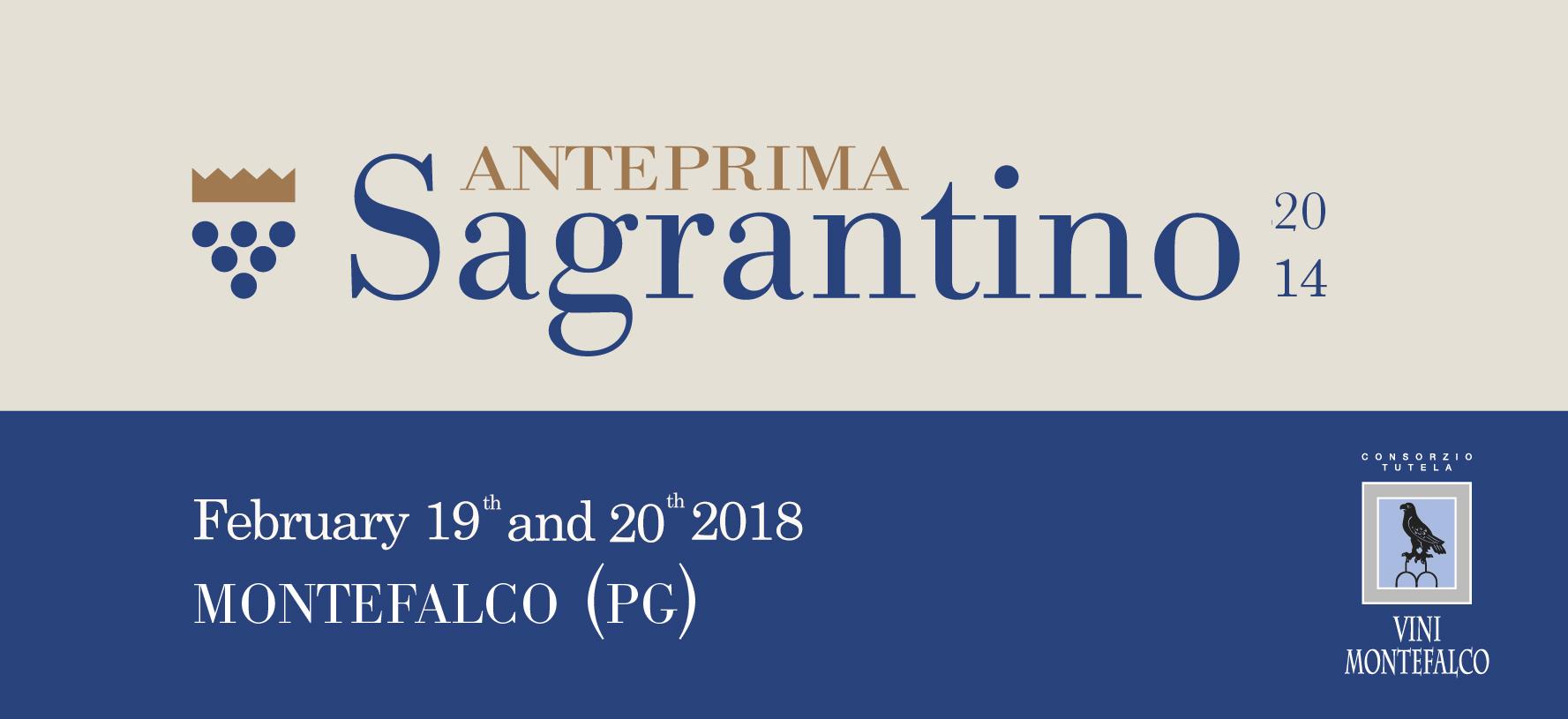 Anteprima Sagrantino appuntamento a febbraio
