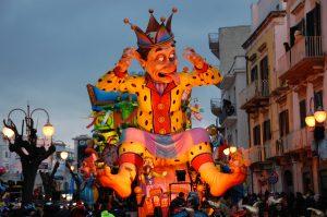 Eventi Carri di carnevale, le manifestazioni più belle