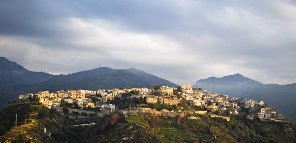 Castroreale in Sicilia