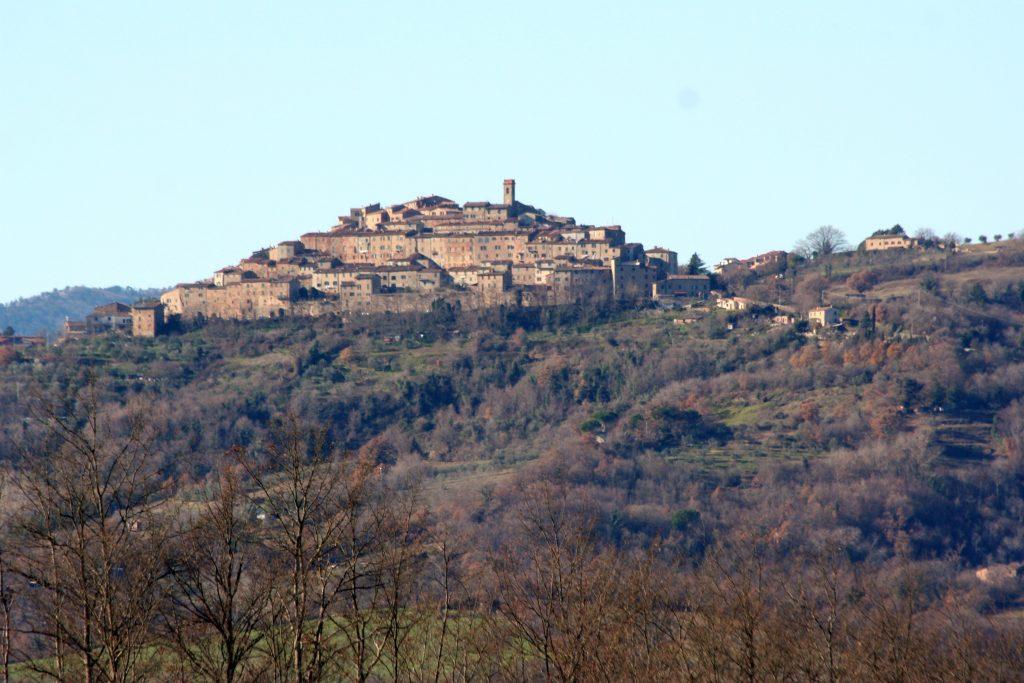 Chiusdino in Toscana