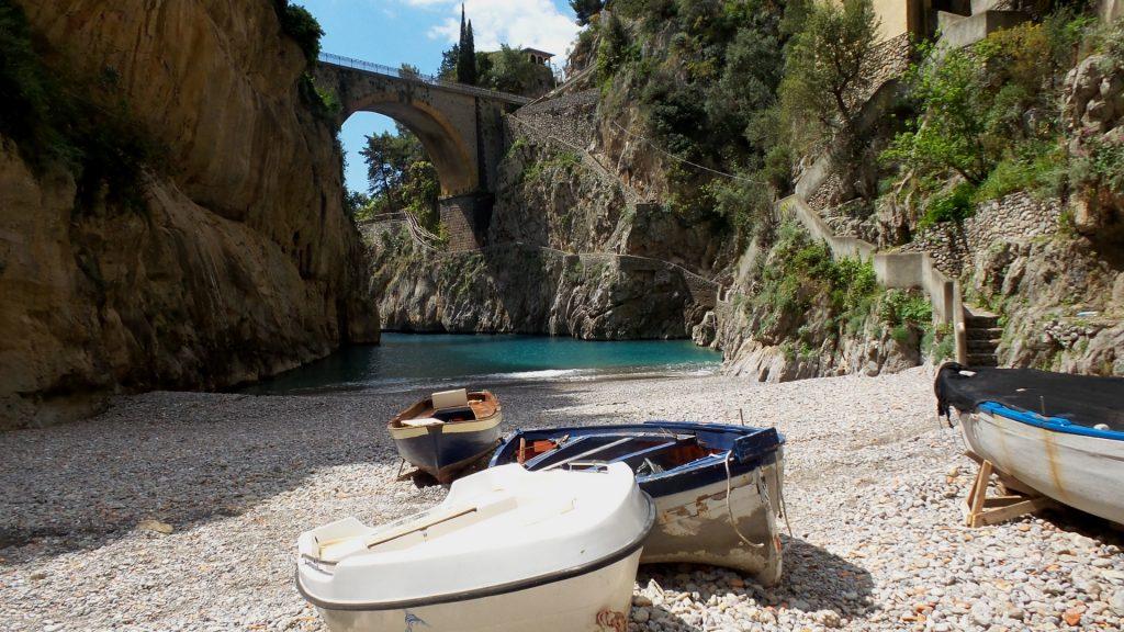 Furore in Campania