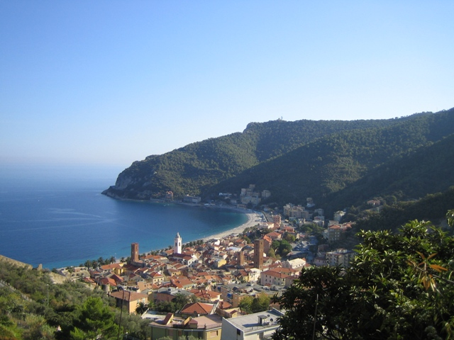 Noli in Liguria