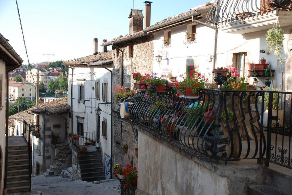 Pescocostanzo in Abruzzo