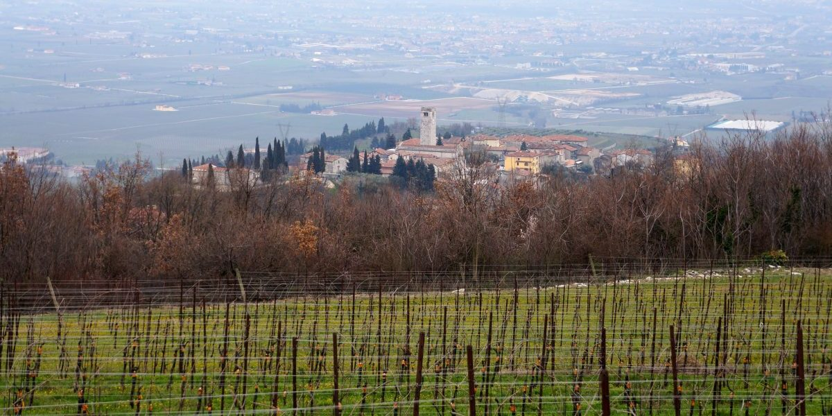 Borghi d'Italia, tra i più belli c'è San Giorgio di Valpolicella