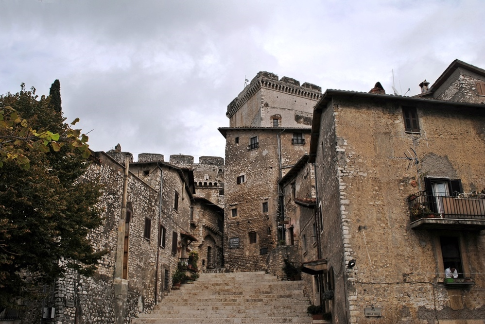 Sermoneta nel Lazio
