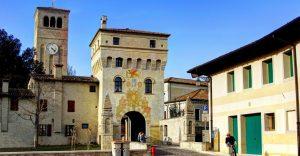 Borghi d'Italia, tra i più belli c'è Sesto al Reghena in Friuli