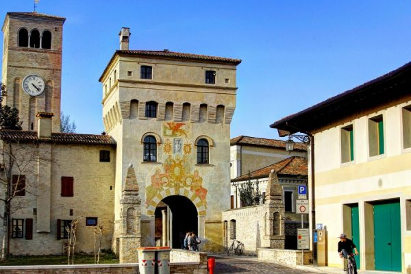 Sesto al Reghena in Friuli