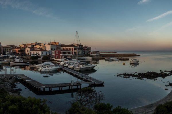 Stintino in Sardegna