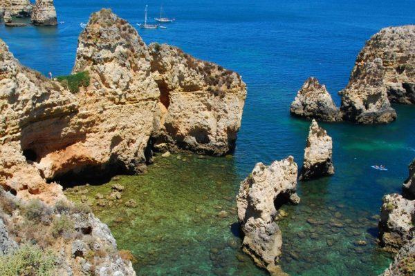 spiagge più belle del Portogallo