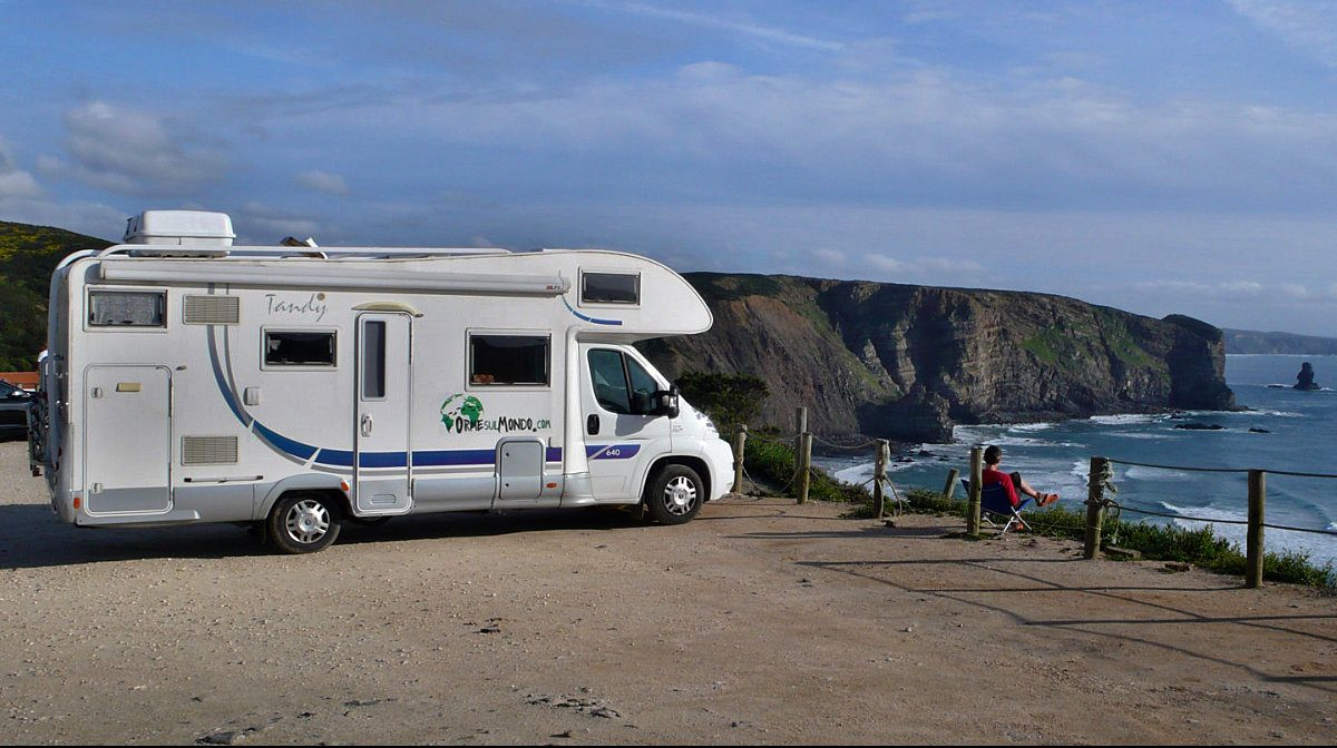 Vacanza in Portogallo in camper