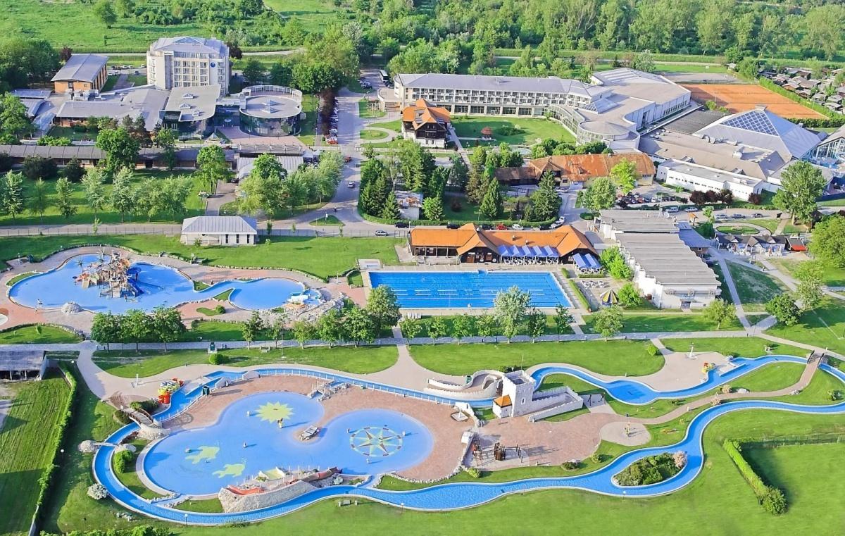 Vacanza al Parco divertimenti termale, un'ottima idea per tutti